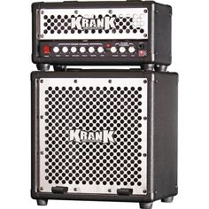 You can find a selection of KRANK AMPS including this KRANK # KRANK REV JR PRO HALF STACK (BLK/CHRM) at jsmartmusic.com