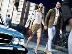 Massimo Dutti | Spring Summer '14 New York Limited Collection