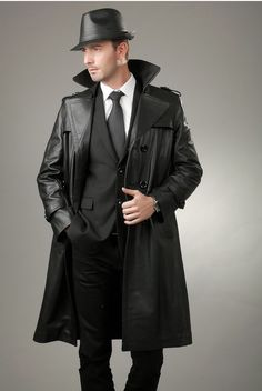 guide-blouson-cuir-homme-trench-cuir