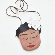 "132 Likes, 23 Comments - Leila• Handmade Leather Purses (@willowandfigleatherco) on Instagram: ""Lady Day, otherwise known as, Billie Holiday (with her signature gardenias in her hair). …"""