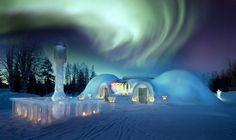 Aurora Borealis Lapland Finland