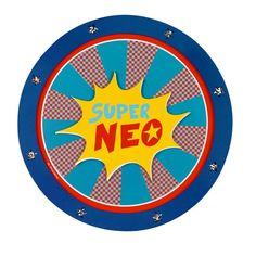 Spiegelburg 12122 schild superheld Neo