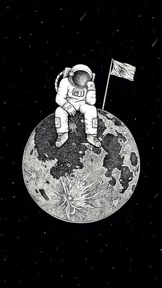 lonely astronaut Wallpaper by susbulut - - Free on ZEDGE™ Wallpaper Space, Tumblr Wallpaper, Galaxy Wallpaper, Iphone Wallpaper, Astronaut Drawing, Astronaut Tattoo, Space Drawings, Art Drawings, Astronaut Wallpaper