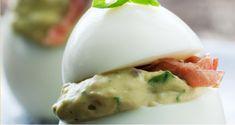 B.L.T. Ranch Deviled Eggs