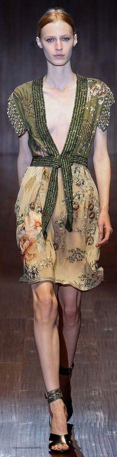 Farb-und Stilberatung mit www.farben-reich.com - Gucci SS 2015