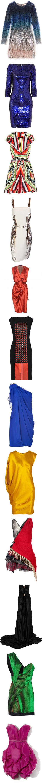 """""""Dresses I like.."""" by mariasou ❤ liked on Polyvore"""