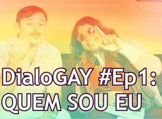 Assistam ao primeiro episódio da série DialoGay! Participação da Dra Renata Mota especialista em sexualidade :-) https://youtu.be/j7I-PM8Yo64 #dialogosparatransformar #youtube #youtubersbrasil