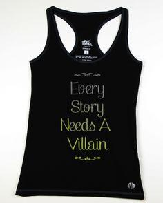 Storybook Villain