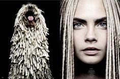 Cara Delevingne - Garage Magazine - Deep Breeding