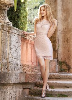 Lovely Jim Hjelm Bridesmaids Spring 2015 Collection - Be Modish - Be Modish
