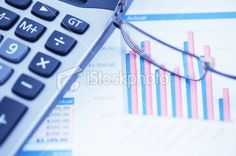 Financial data analyzing