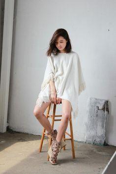 "Gong Hyo Jin Wows in ""B-Cuts"" for 'CeCi' Magazine! | Koogle TV"