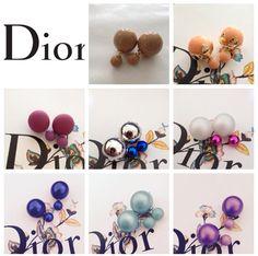Orecchini Dior inspired €12 Spedizioni in tutta Italia
