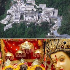 Vaishno Devi Tour – Custom made, Private India Tours @ India Tourism Packages - http://allindiatourpackages.in/vaishno-devi-tour-5n6d/