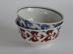 Soviet Vintage Tea Bowl  Set Pjala Candy Bowl by RedRooster1980