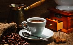 Турецкий кофе с туркой