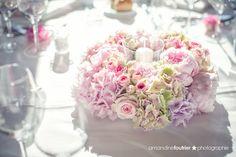 centre de table mariage couronne mariage mariage pastel
