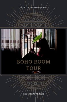 ♡☆ A tour of my aesthetic BOHO ROOM back @ Buenos Aires, Argentina. So, I decorated the room wit. Cute Crafts, Decor Crafts, Easy Crafts, Home Decor Hacks, Diy Home Decor, Craft Tutorials, Craft Projects, Boho Room, Aesthetic Room Decor