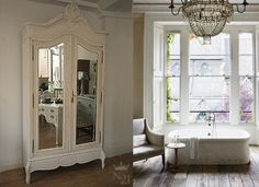 NEUTRAL HEAVEN - Interior Design and Mood Creation: Gorgeously French