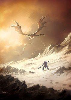 White Dragons