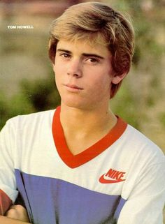 C. Thomas Howell!! Can I please go back in time???? He was so good looking!!!! <3<3<3<3