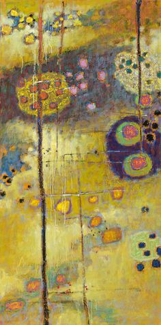 Groundlessness | oil on canvas | 72 x 36"