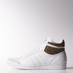 Tênis Top Ten Hi Sleek Up Feminino adidas | adidas Brasil