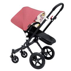 Bugaboo Cameleon, Bee, Donkey, Frog Custom canopy hood cover BUTTERFLY by Stroll N Style