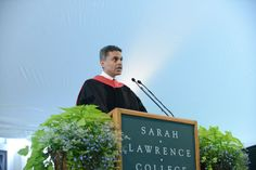 Fareed Zakaria commencement speech from SLC '14
