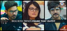 What's that one thing you notice when you look at the various fashion trends of this season's Big Boss contestants? It's those trendy, oversized glasses sported by celebs Suyash, Mandana and Keith that instantly takes their style statement up a notch. A perfect pair of frames is all you need to look classy yet comfortable …