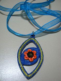 Pandantiv, by Monart , 15 Lei Crochet Necklace, Detail, Stuff To Buy, Jewelry, Fashion, Jewlery, Moda, Crochet Collar, Jewels