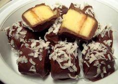 шеф-повар Одноклассники быстрый и вкусный десерт-Бананы в шоколаде