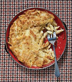 Artisanal Macaroni and Cheese. Gruyere, Comté and Fontina