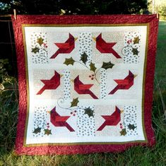 Christmas Quilt Patterns, Christmas Sewing, Christmas Crafts, Christmas Quilting, Christmas Tree, Christmas Fabric, Quilting Projects, Quilting Designs, Quilting Ideas