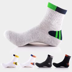 Winter Thick Socks for Men Cotton Casual Socks 5 Colors #Affiliate