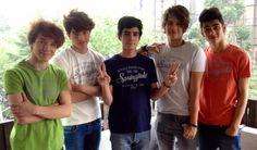 CD9 es ahora otra de mis bandas favoritas, ademas de One Direction :D