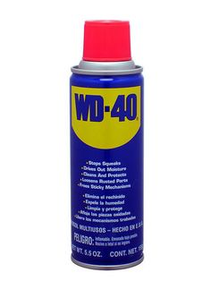 List of great uses for WD-40. However, contrary to info contained in this pin, WD-40 is not primarily fish oil. Still, the uses are  ingenious.