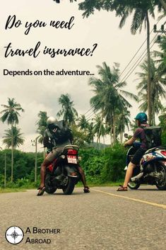 Do you need travel insurance?it depends on the adventures in store Do you need travel insurance? Maybe not…it depends on the adventures in store International Travel Insurance, Best Travel Insurance, Insurance Meme, Insurance Marketing, Life Insurance, Travel News, Travel Guides, Rafting In Colorado, Traveller's Tales