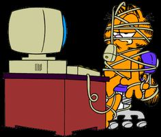 Photo of Garfield Wallpapers for fans of Garfield 99870 Garfield Cartoon, Gato Garfield, Garfield Quotes, Garfield Comics, A Comics, Cartoon Pics, Cartoon Characters, Garfield Wallpaper, Garfield Pictures