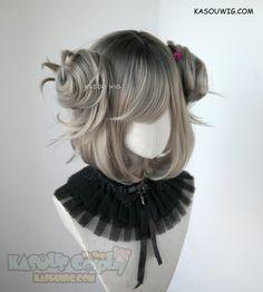 [ Kasou Wig ] cute lolita wig Uni- ♦ Ash Blonde ♦
