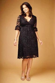 New Plus Size Dress from Olivia Harper. This upscale designer dress flatters curvy figures. Plus Size Dresses, Plus Size Outfits, Cute Dresses, Formal Dresses, Plus Size Kleidung, Cool Style, My Style, Swimwear Fashion, Autumn Winter Fashion