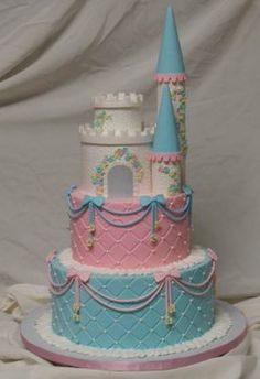 Baby Elephant 1st Birthday Cake Mimis Sweet Treats Pinterest
