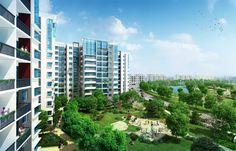 Phối cảnh 3 dự án Celadon City http://saigonrealtor.vn/celadon-city.html