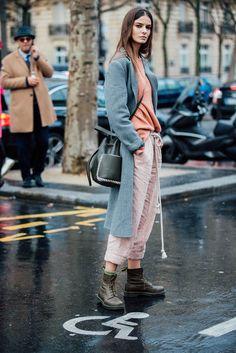 Die besten Street-Styles aus Paris - VOGUE