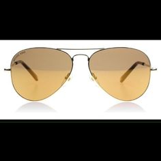 Michael  Kors Sunglasses Good condition MK aviator sunglass.Gold with brown/gold lens. M2066s color 717 size 58-14-135. Michael Kors Other