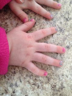 """Jamberry Juniors: """"Frosting and sprinkles"""" To shop, visit http://saraderus.jamberrynails.net/"""