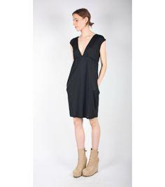 Filippa K Evening Low V-neck Dress, S - WST.fi