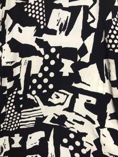 vintage print+pattern