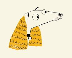 Doggy Doodle. Rachael Saunders. http://rachaelsaunders.co.uk/