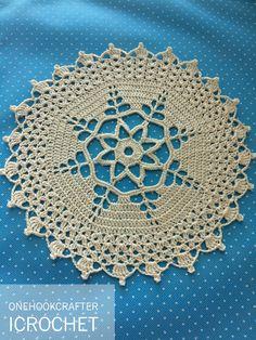 Doily free pattern